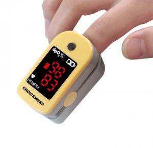 fingerpulseoximeter dok healthtype