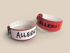 gelang pasien merah alergi