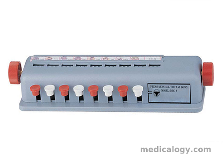 heamocytometer-diff-cell-counter-dbc-9-9-keys