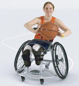 kursi roda olahraga sport