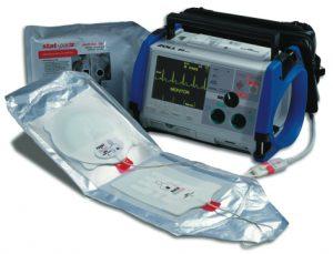 defibriilator monofasik